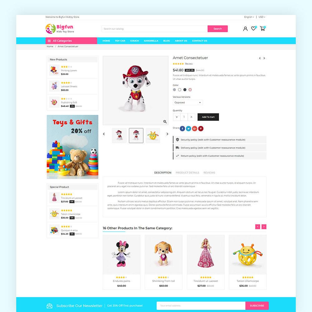 theme - Kinder & Spielzeug - Bigfun Kids Toy Store - 7