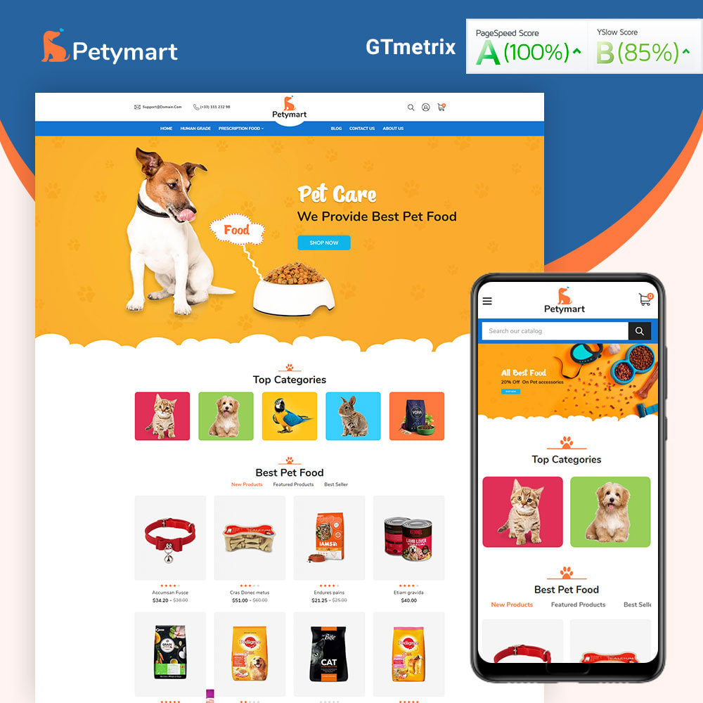 theme - Animaux - Petymart Pet Store - 2