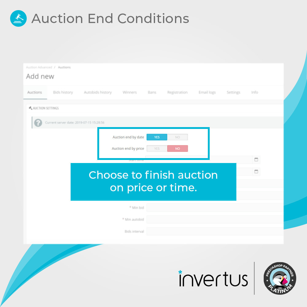 module - Web de Subastas - Auction Advanced - 4