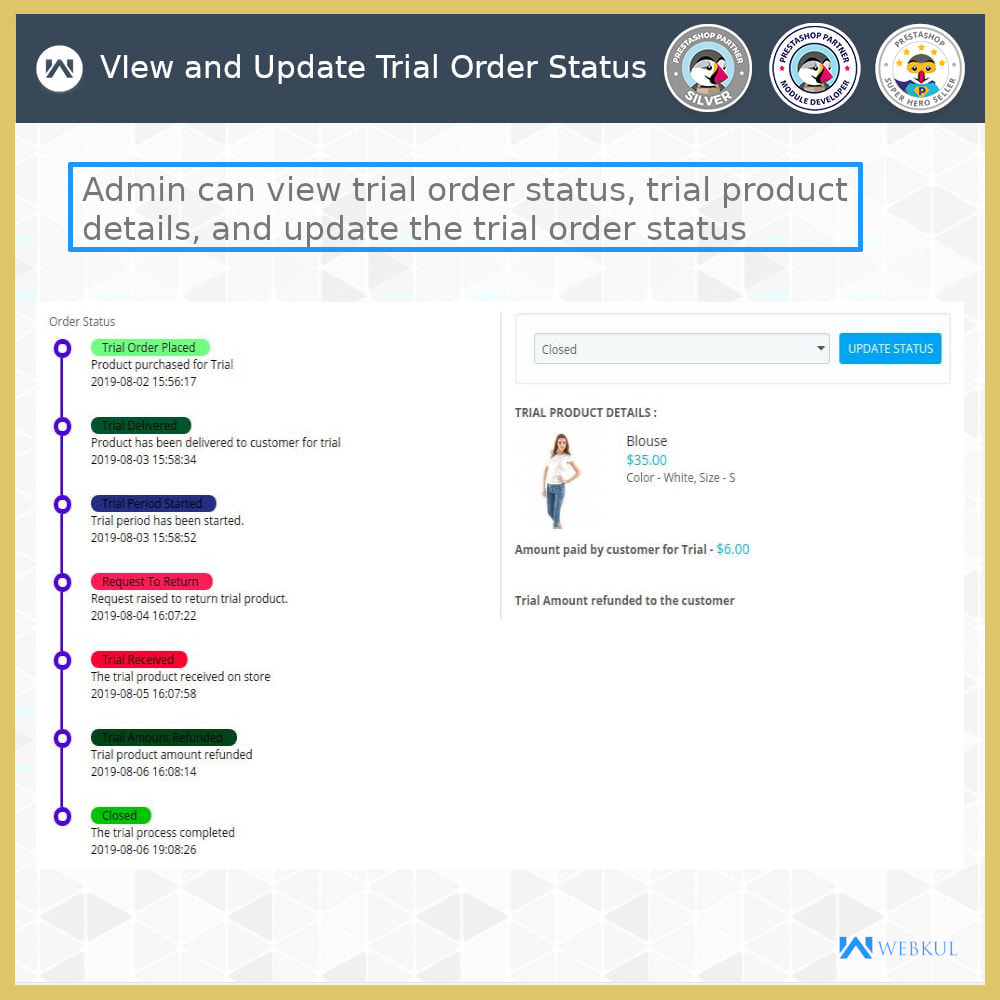 module - Déclinaisons & Personnalisation de produits - Product Trial | Try Before Purchase - 11