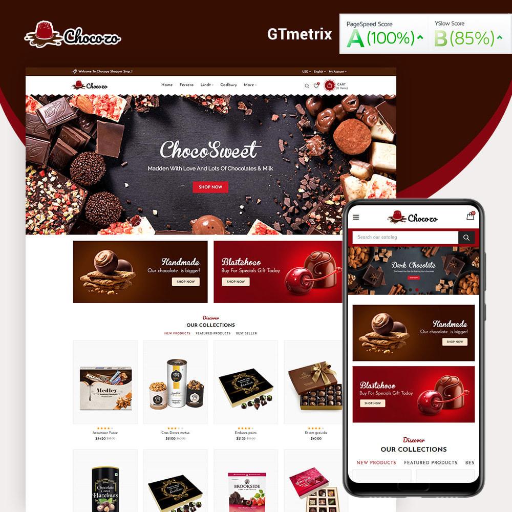 theme - Cadeaux, Fleurs et Fêtes - Chocozo Chocolates Store - 2