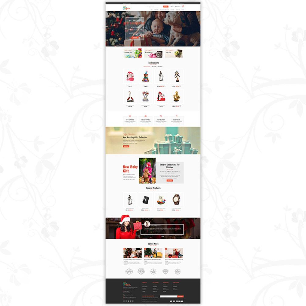 theme - Подарки, Цветы и праздничные товары - Surprise - Gift Store - 2