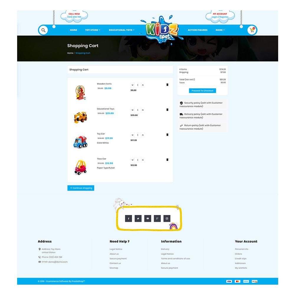 theme - Zabawki & Artykuły dziecięce - Kidz Baby–Toys Children–Kids Store - 5