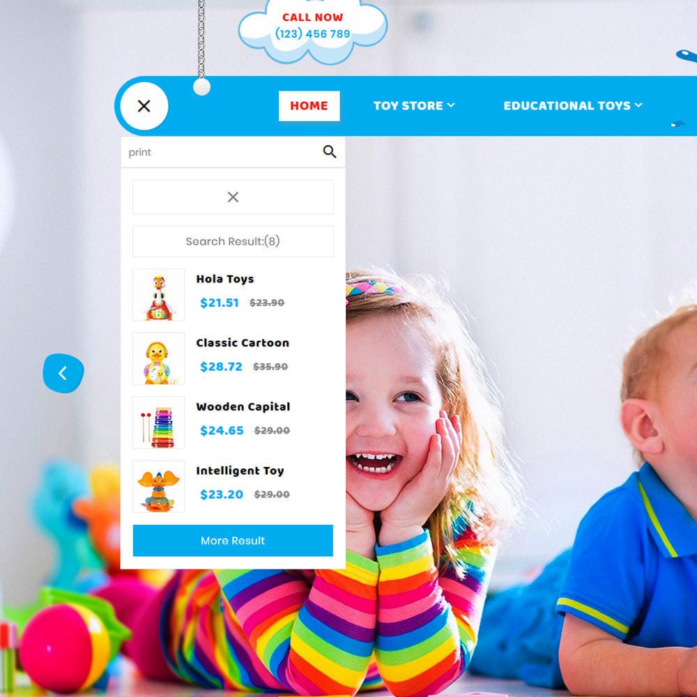 theme - Zabawki & Artykuły dziecięce - Kidz Baby–Toys Children–Kids Store - 8