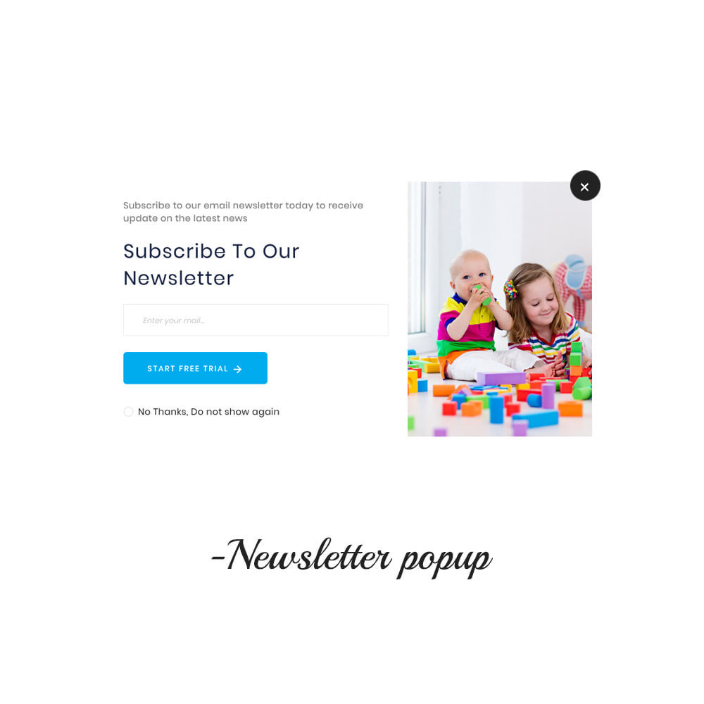 theme - Zabawki & Artykuły dziecięce - Kidz Baby–Toys Children–Kids Store - 10