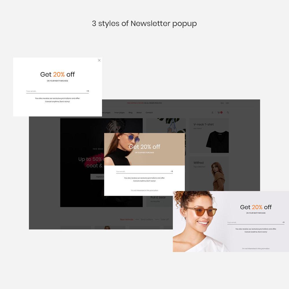 theme - Fashion & Shoes - Garrett - Glasses, Fashion & Accessories Store - 6