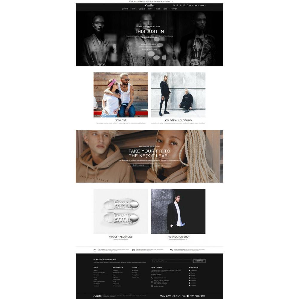 theme - Moda & Calzature - Casita - Unique Fashion Theme - 6