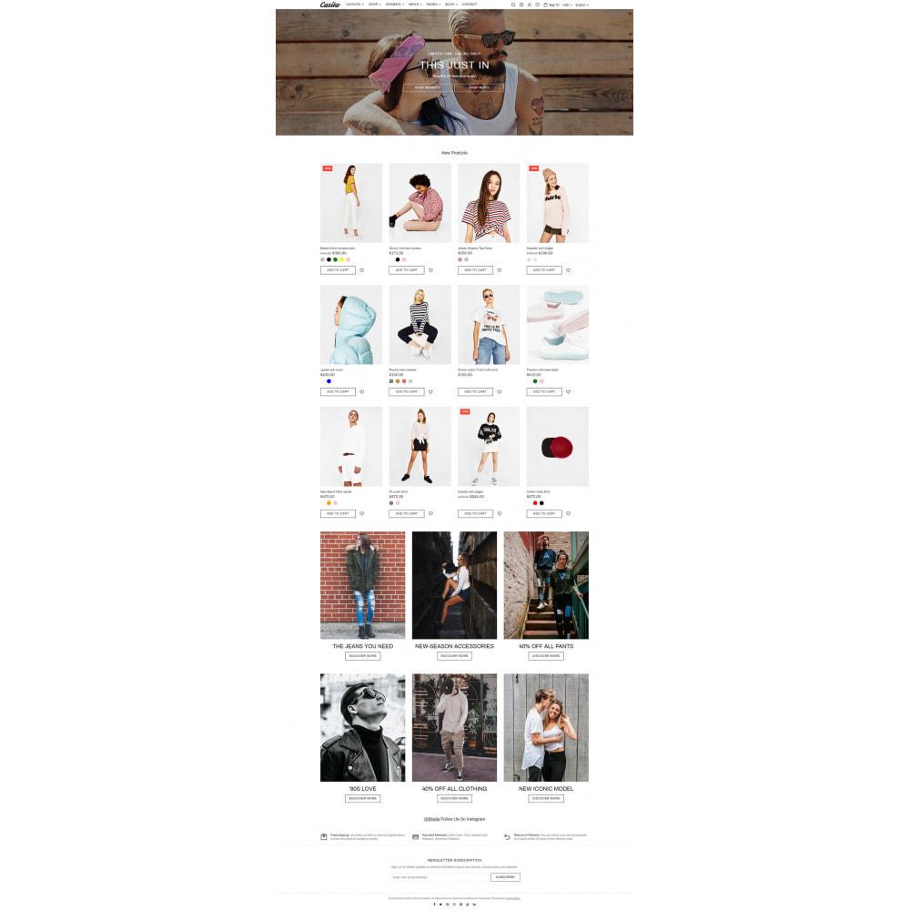 theme - Moda & Calzature - Casita - Unique Fashion Theme - 8