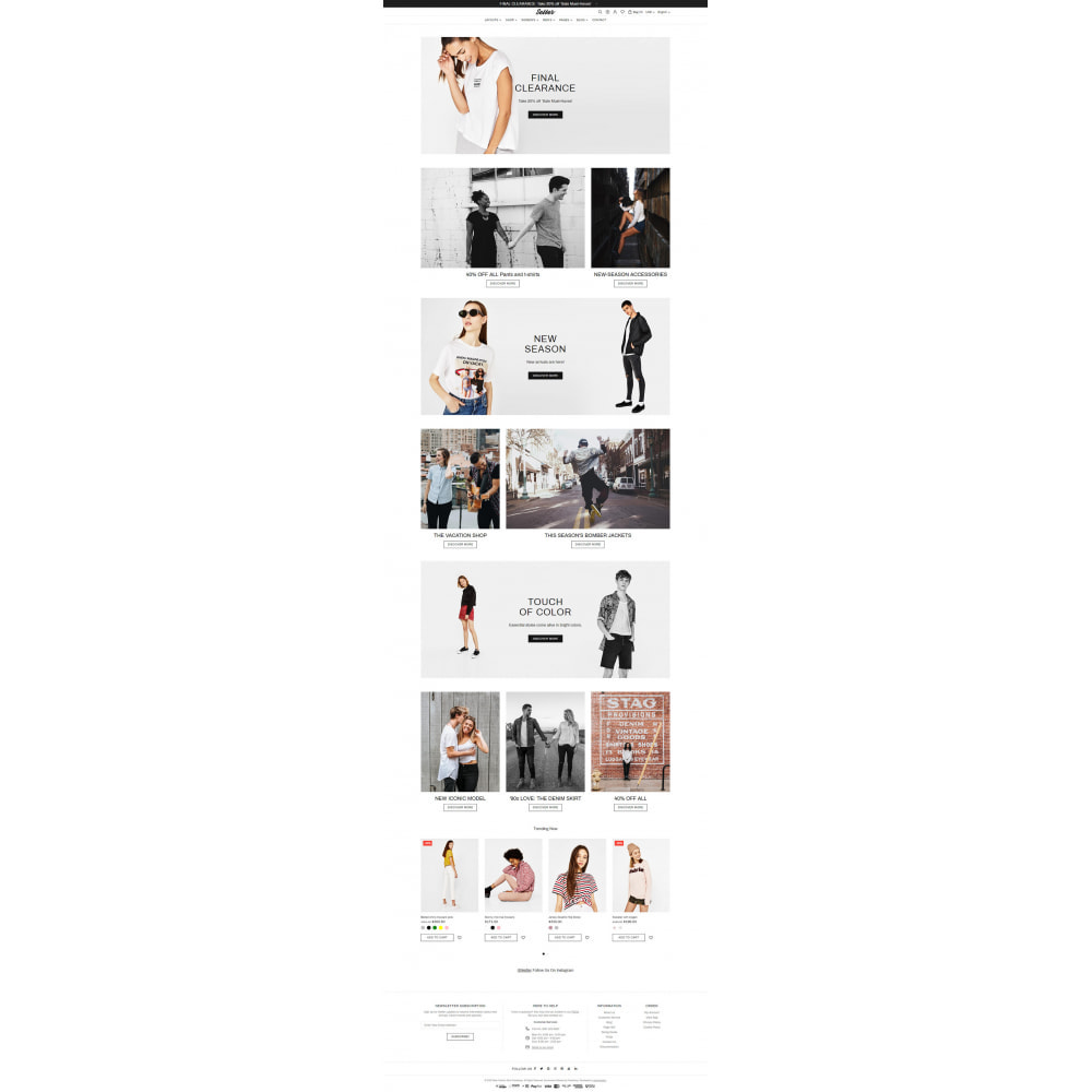 theme - Moda & Obuwie - Setter - Premium Fashion Theme - 7