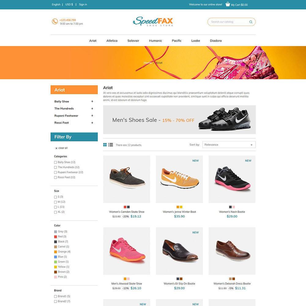 theme - Mode & Schuhe - Speed Fax Schuhe - Boot Store - 3