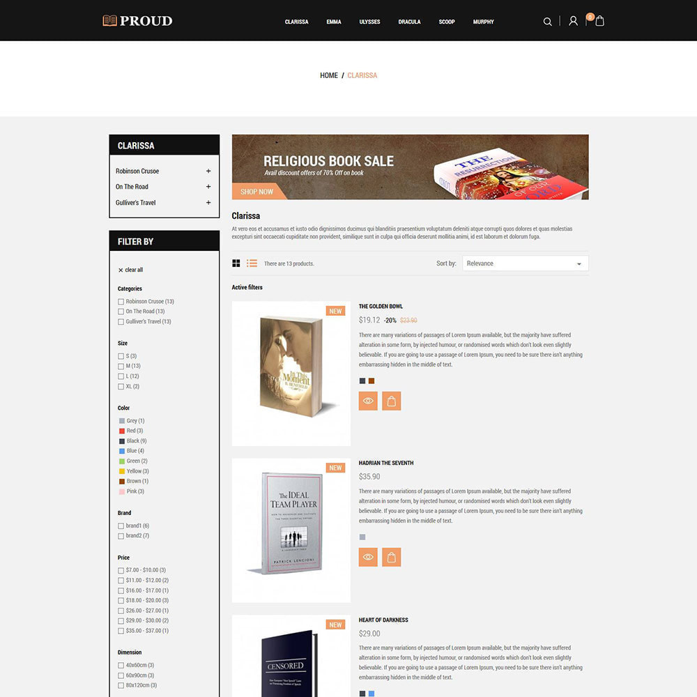 theme - Kunst & Kultur - ProudBook - Ebook - Comicbuchladen - 5