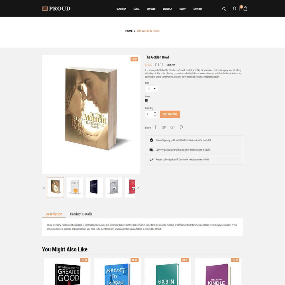 theme - Arte & Cultura - ProudBook - Ebook - Negozio di fumetti - 6