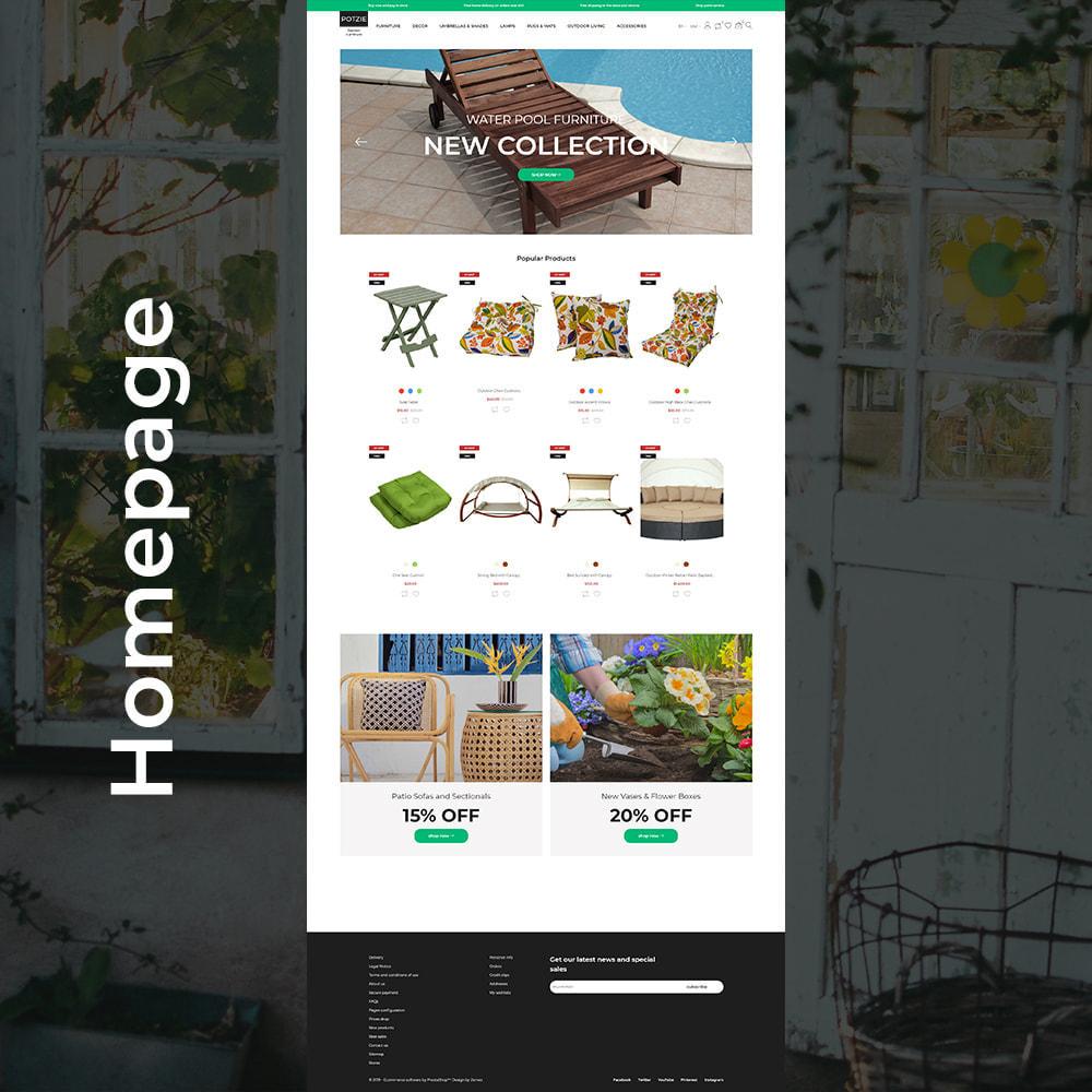 theme - Hogar y Jardín - Potzie - Garden Furniture - 4
