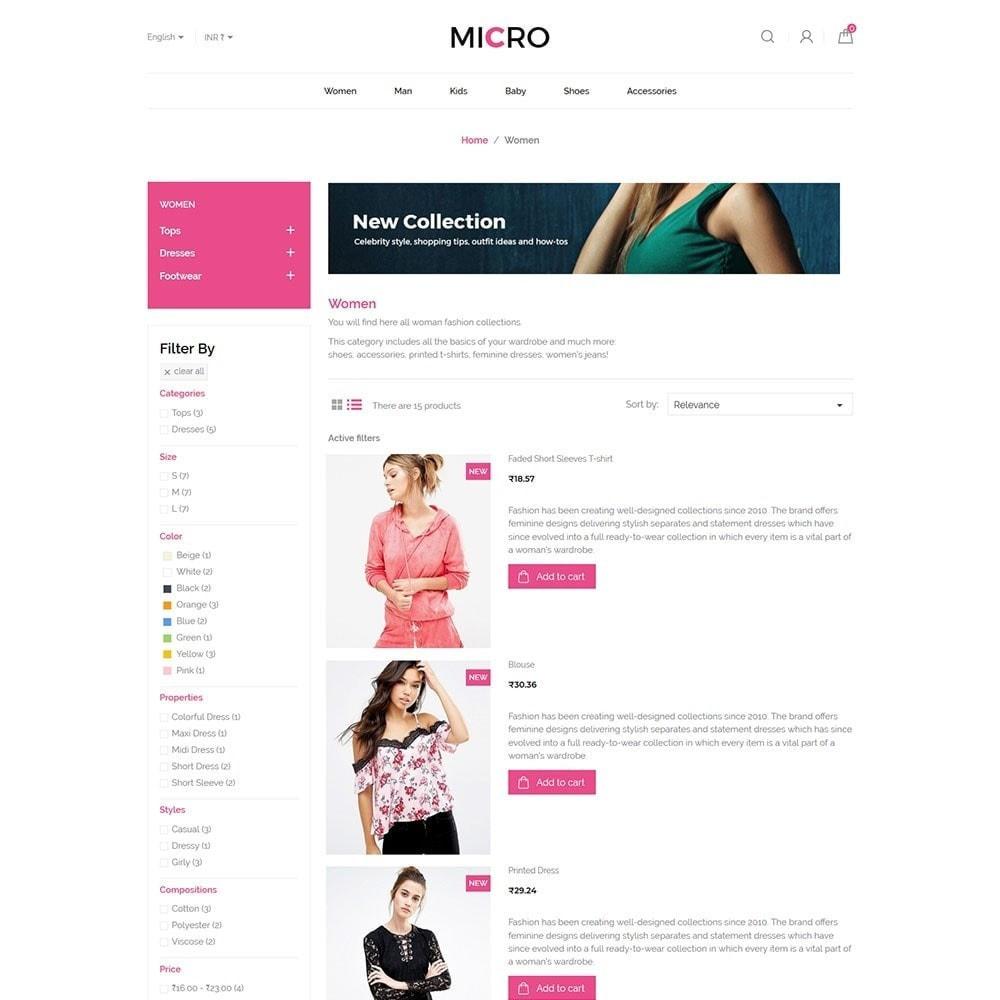 theme - Mode & Schuhe - Modische Kleidung - Designer-Accessoire-Shop - 5