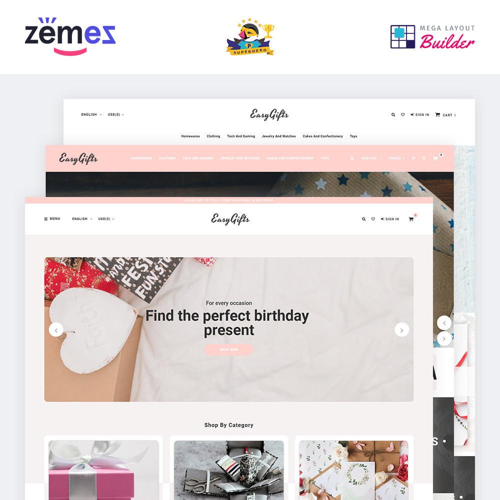 theme - Regalos, Flores y Celebraciones - EasyGifts - Giftware Store - 2