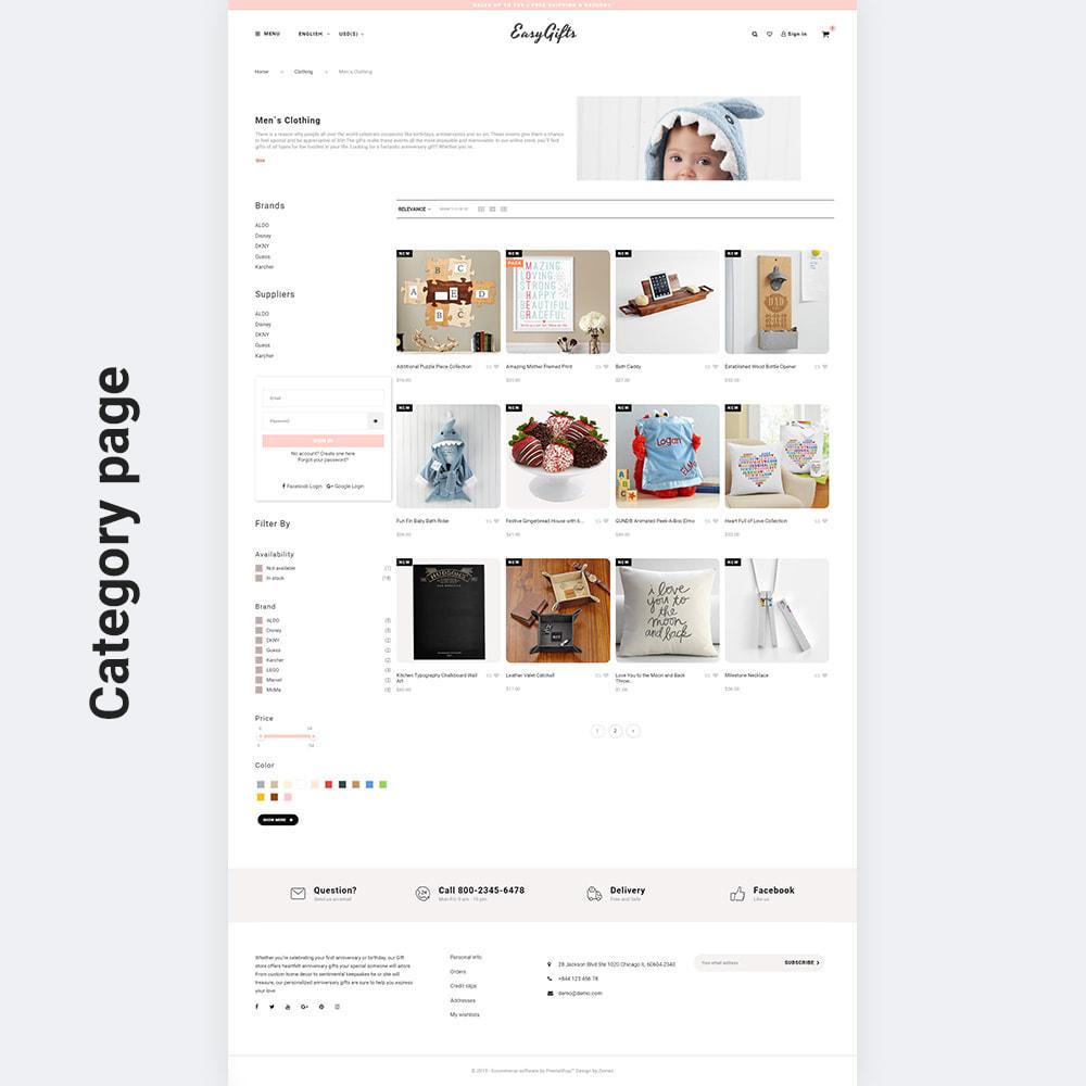 theme - Regalos, Flores y Celebraciones - EasyGifts - Giftware Store - 5