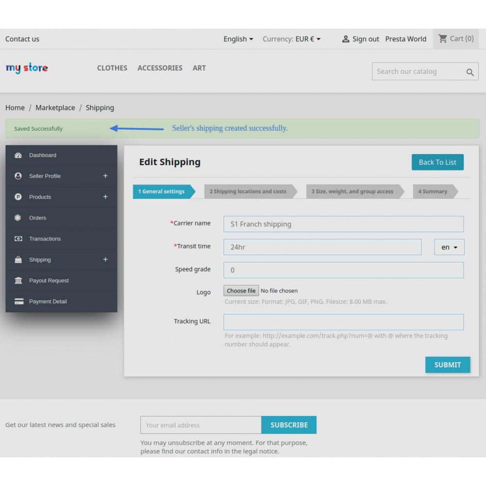 module - Marketplaces - Advanced Marketplace - Multi Vendor - 46