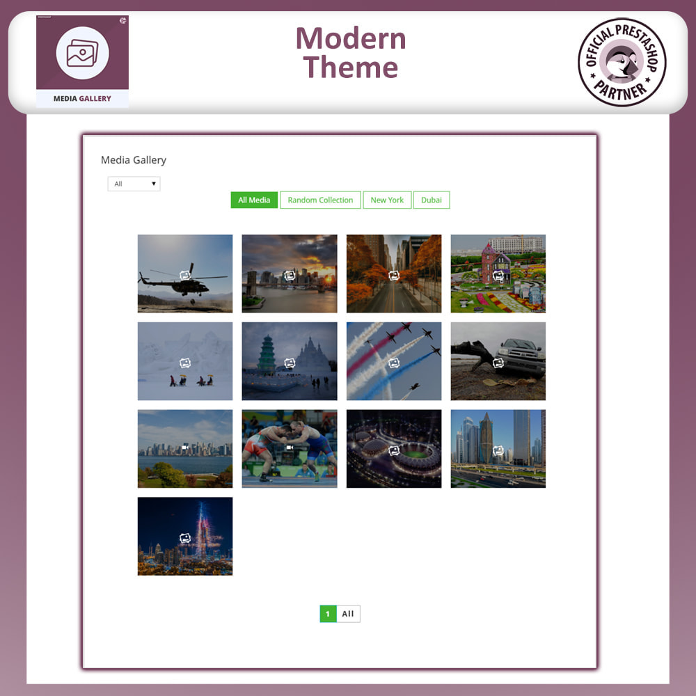 module - Virtual Products - Media Gallery - Video Gallery - 2