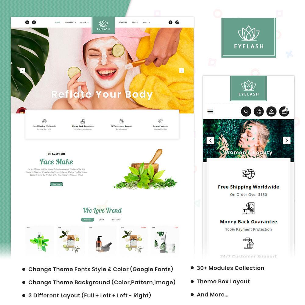 theme - Здоровье и красота - Cosmeti Eyelash–Cosmetic Big Mall - 1
