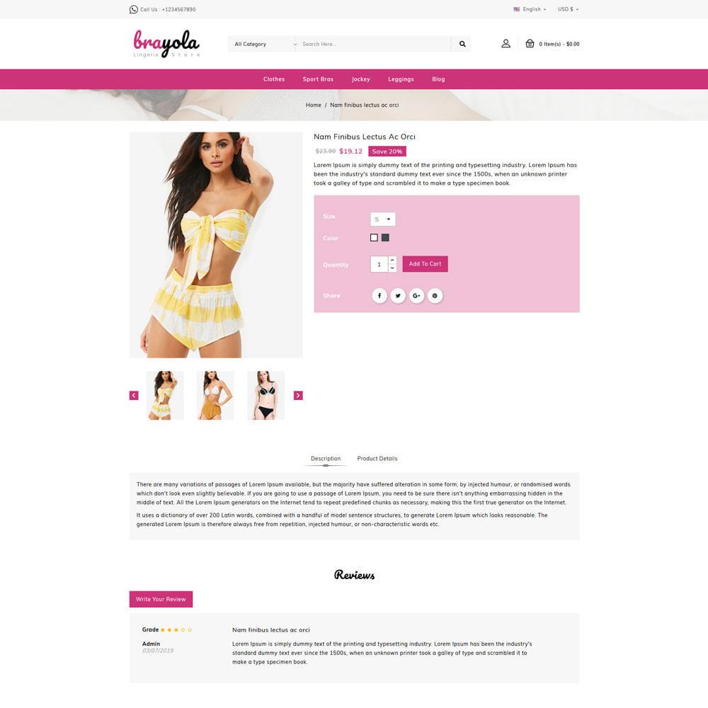 theme - Lingerie & Adult - Brayo Lingerie Store - 4