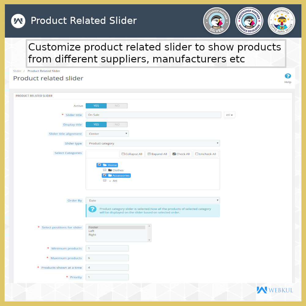 module - Sliders & Galleries - Product Slider - 15