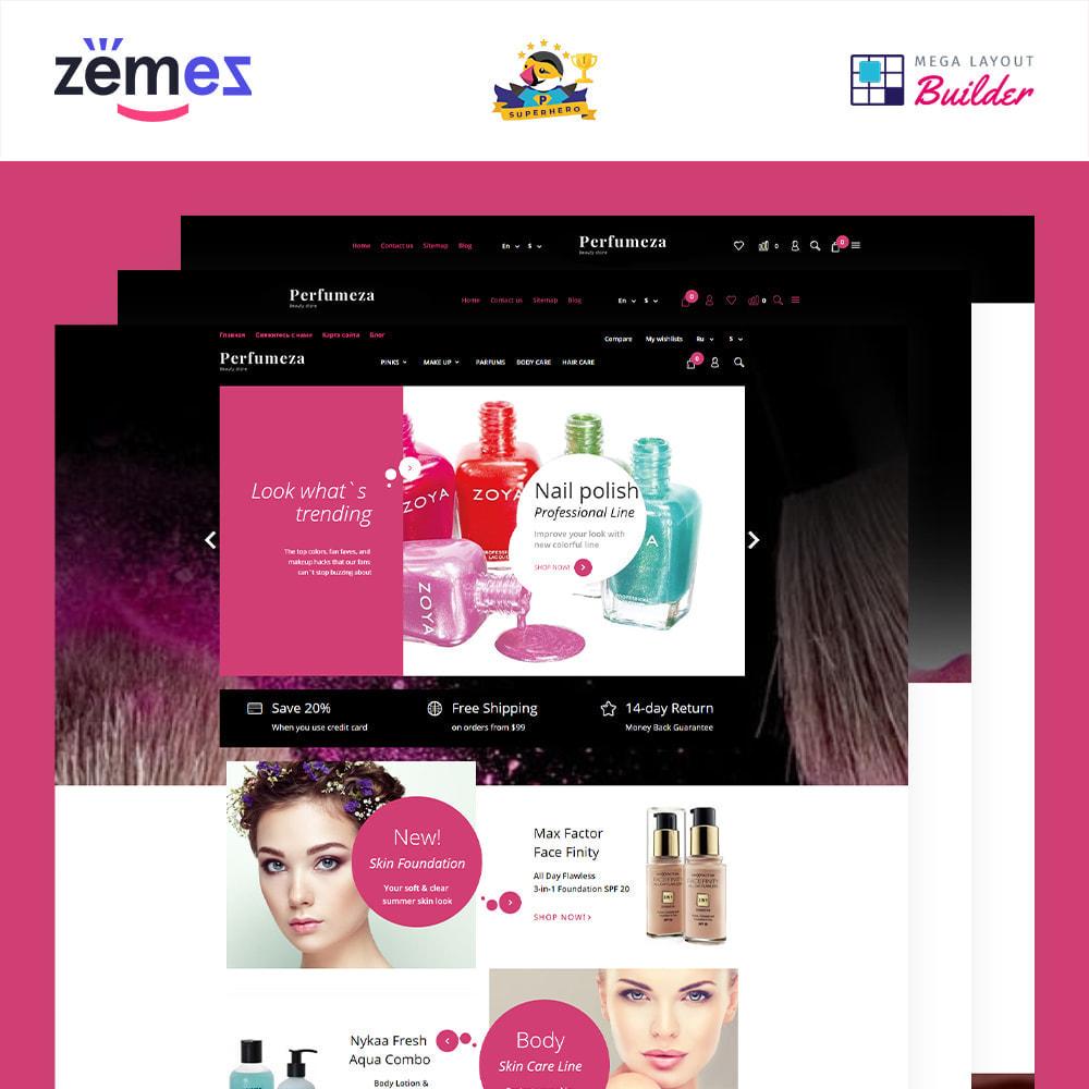 theme - Здоровье и красота - Perfumeza - Beauty Store - 1