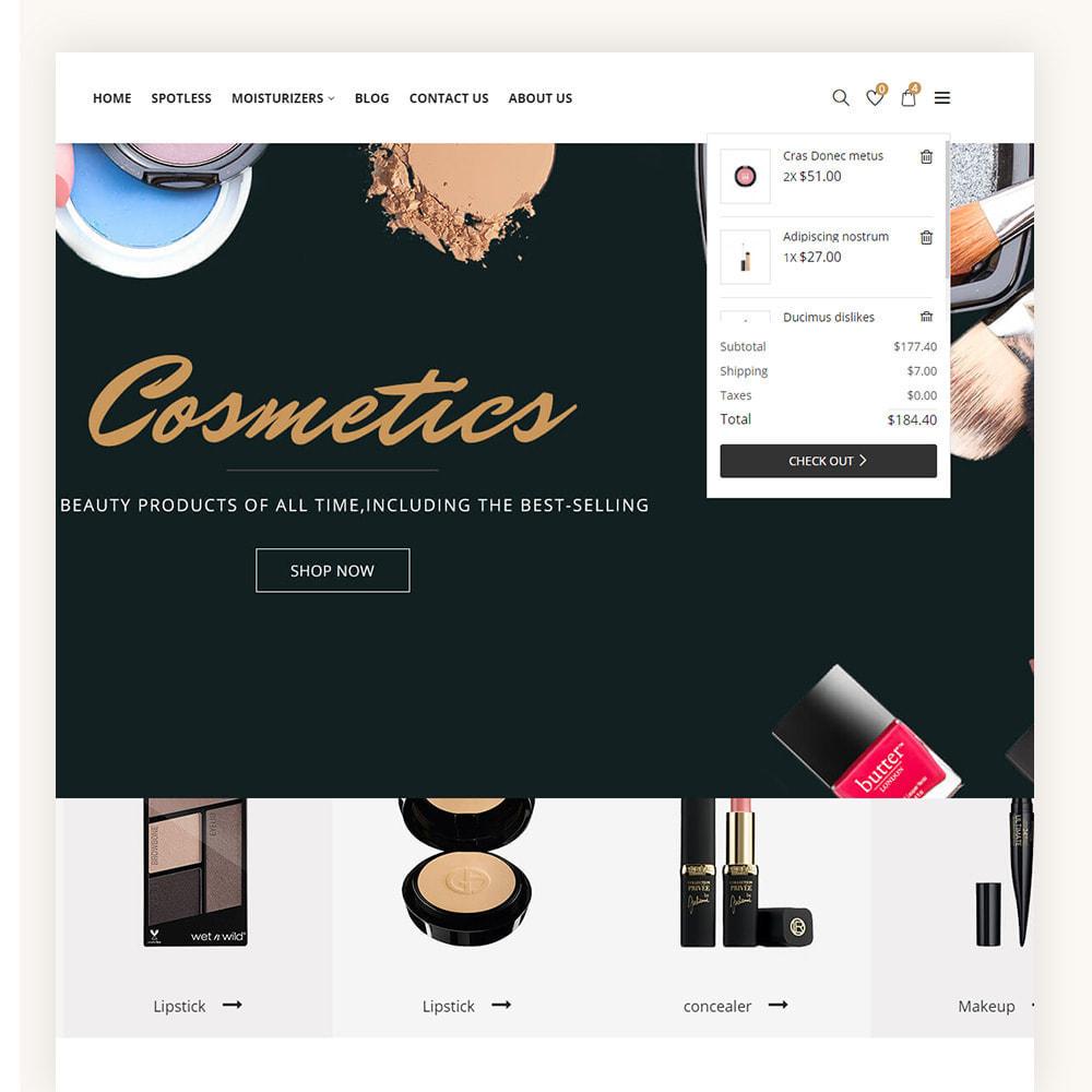 theme - Gesundheit & Schönheit - Tuval Beauty Salon Cosmetics Store - 4