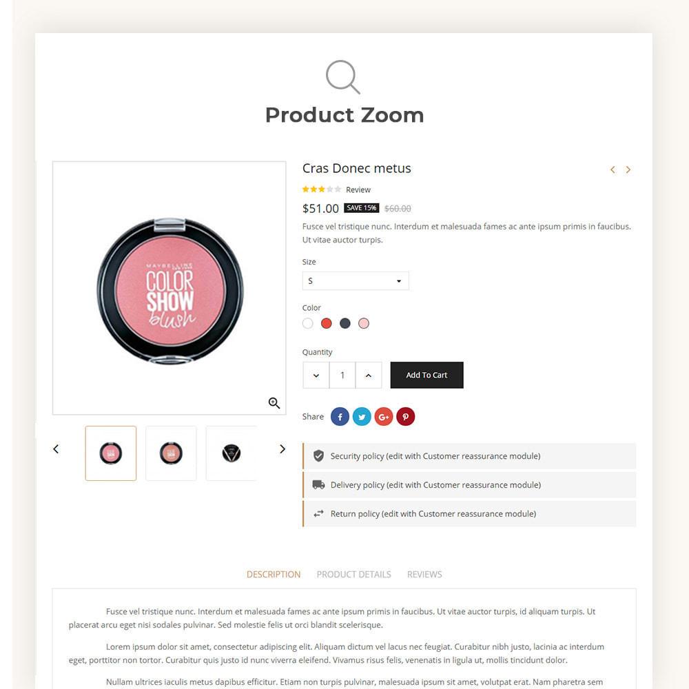 theme - Gesundheit & Schönheit - Tuval Beauty Salon Cosmetics Store - 8