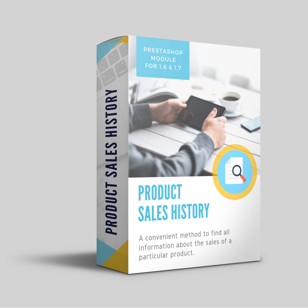 module - Analytics & Statistics - Product Sales History: Find Who Ordered the Product - 1
