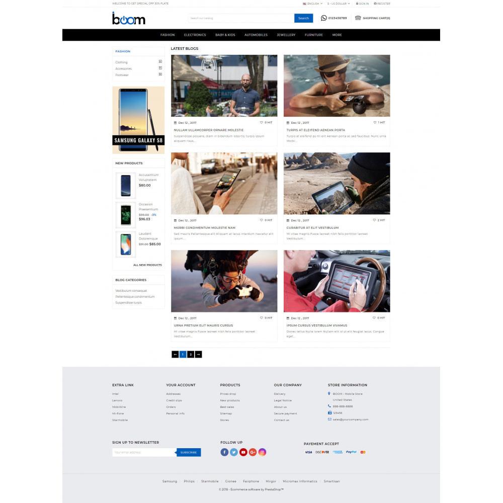 theme - Электроника и компьютеры - BOOM - Mobile Store - 9