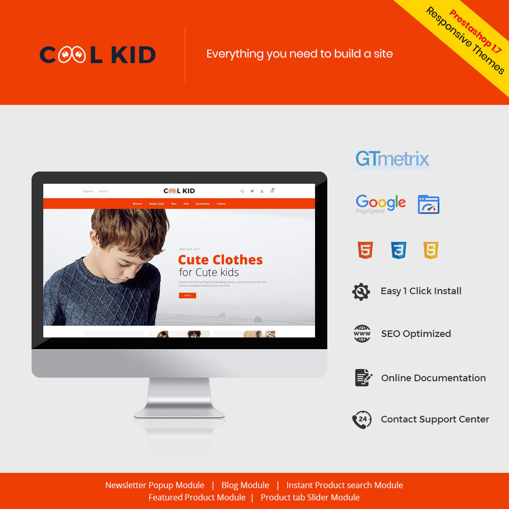 theme - Kids & Toys - Kids Toys -  Children Game Store - 1