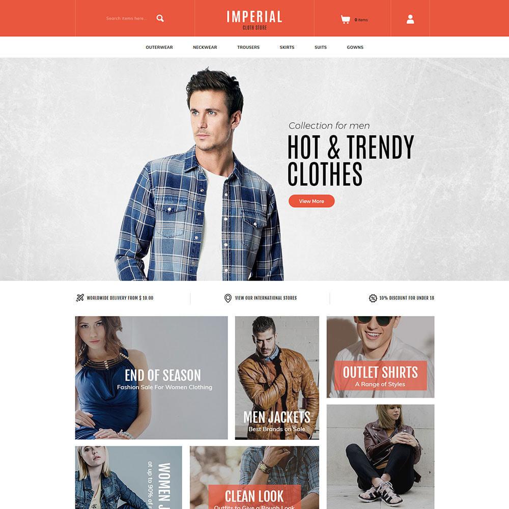 theme - Fashion & Shoes - Fashion Clothes - Watches Bag Store - 2
