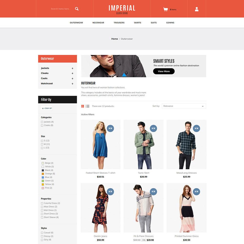 theme - Fashion & Shoes - Fashion Clothes - Watches Bag Store - 3
