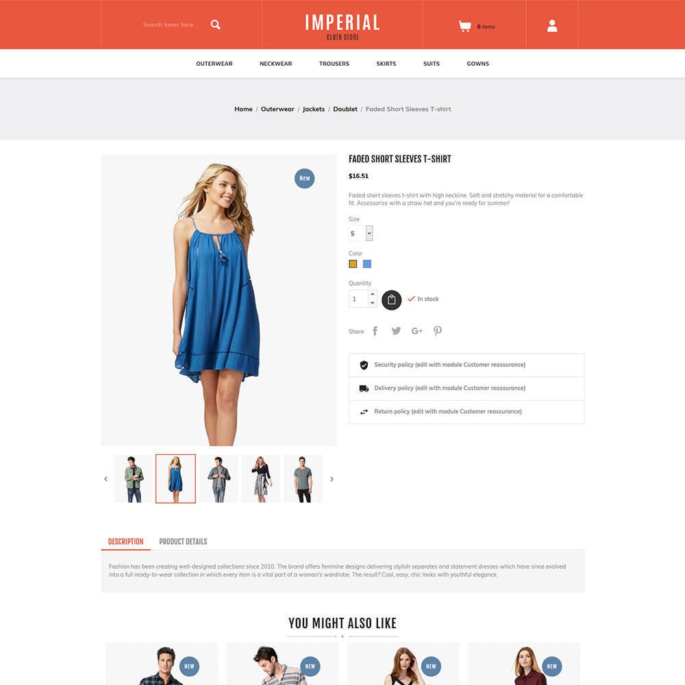 theme - Fashion & Shoes - Fashion Clothes - Watches Bag Store - 5