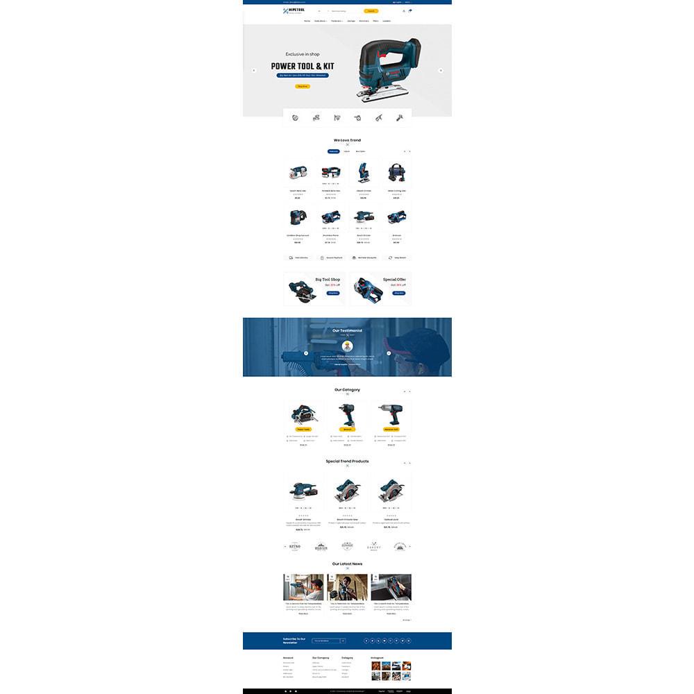 theme - Automotive & Cars - Tool Hipetool- Tools Mega Store - 2