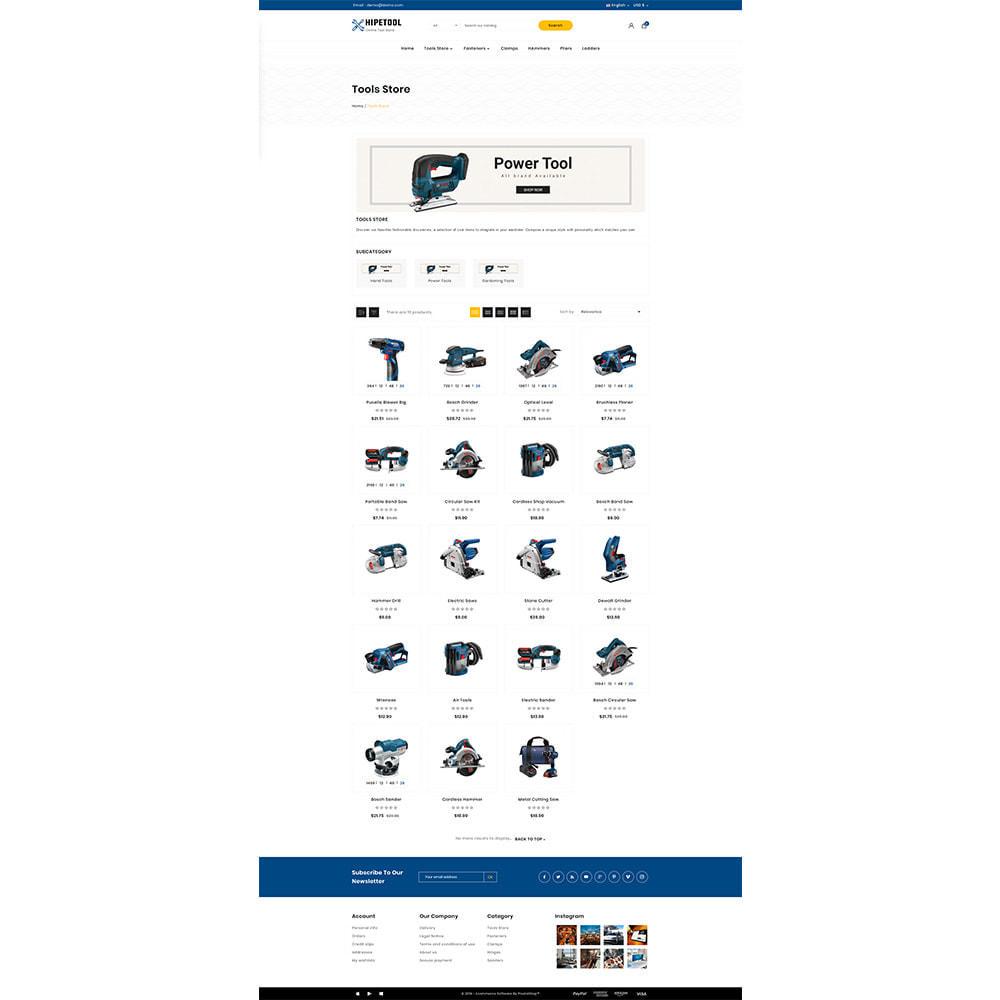 theme - Automotive & Cars - Tool Hipetool- Tools Mega Store - 3