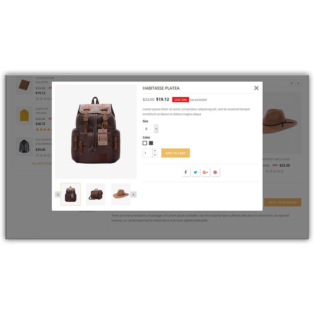 theme - Fashion & Shoes - Offerface Fashion Store - 8