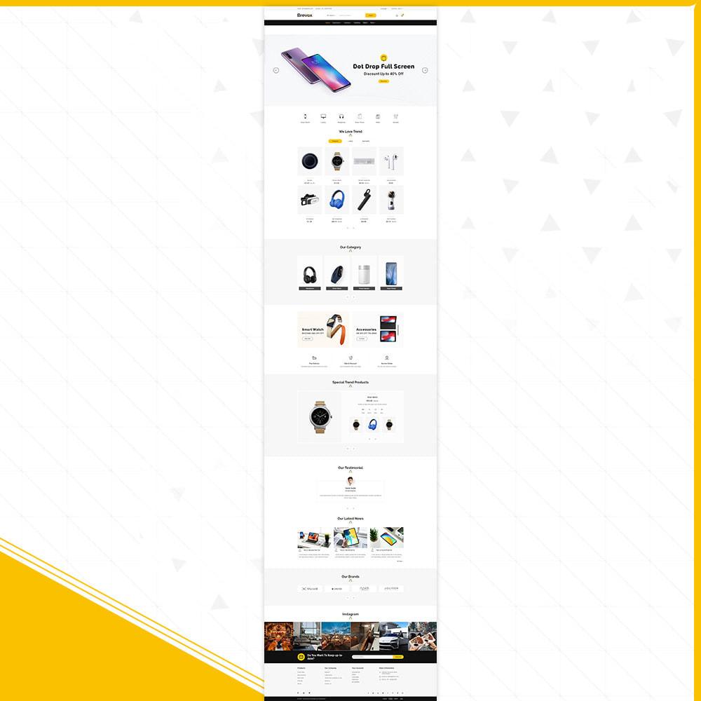 theme - Electronics & Computers - Electronic Brevox –  Electrónico Shop - 2
