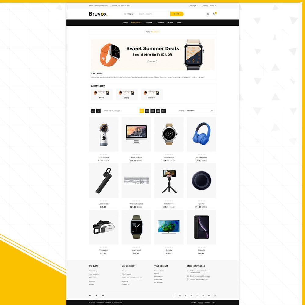 theme - Electronics & Computers - Electronic Brevox –  Electrónico Shop - 3