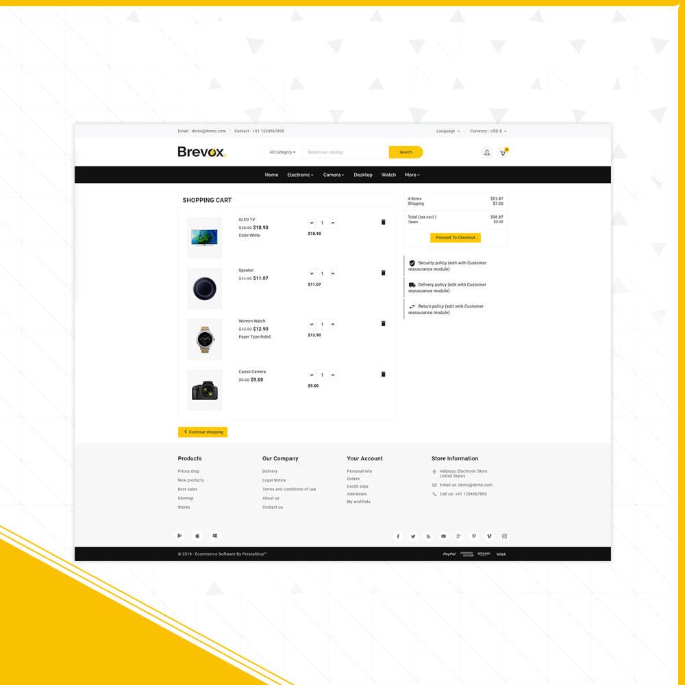 theme - Electronics & Computers - Electronic Brevox –  Electrónico Shop - 5