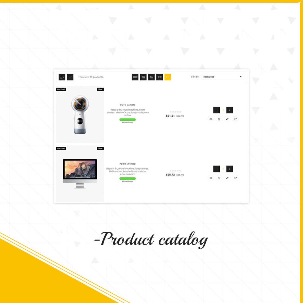 theme - Electronics & Computers - Electronic Brevox –  Electrónico Shop - 11