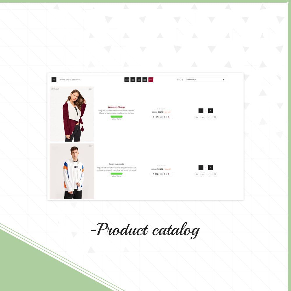 theme - Fashion & Shoes - Instyle  Moda - Fashion Store - 11