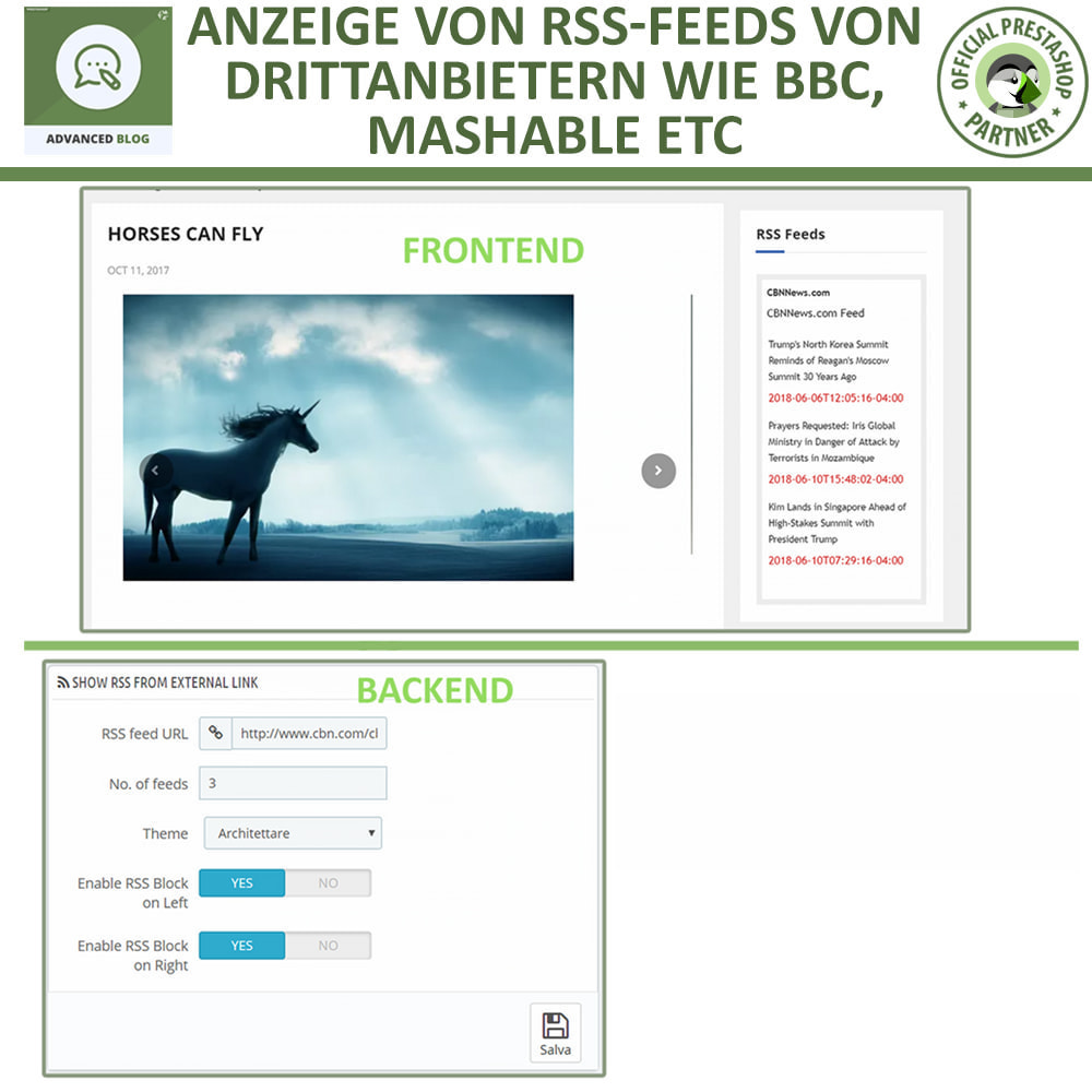 module - Blog, Forum & News - Responsives Professionelles Blog, SEO-Freundliches Blog - 23