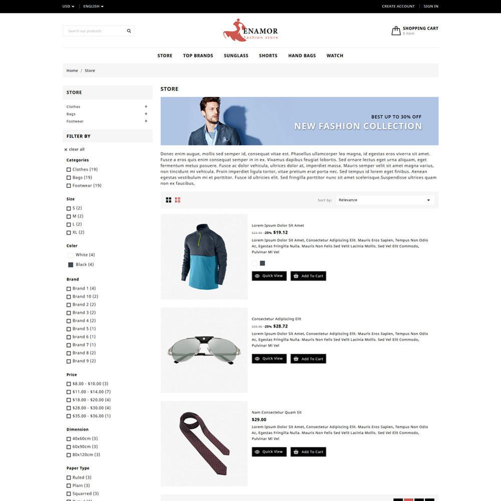 theme - Lingerie & Adult - Enamor Lingerie & Adult Store - 4