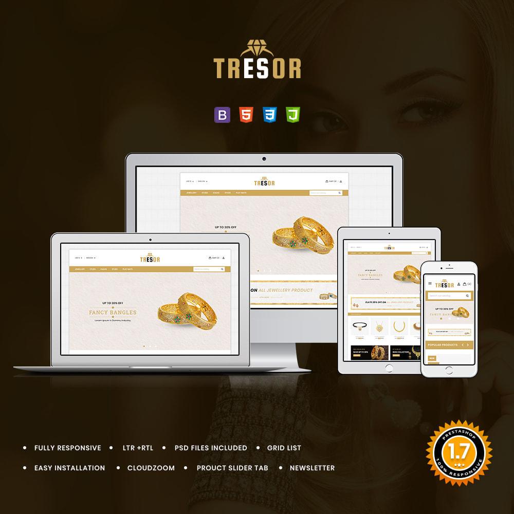 theme - Jewelry & Accessories - Tresor Jewellery & Accesories Store - 1