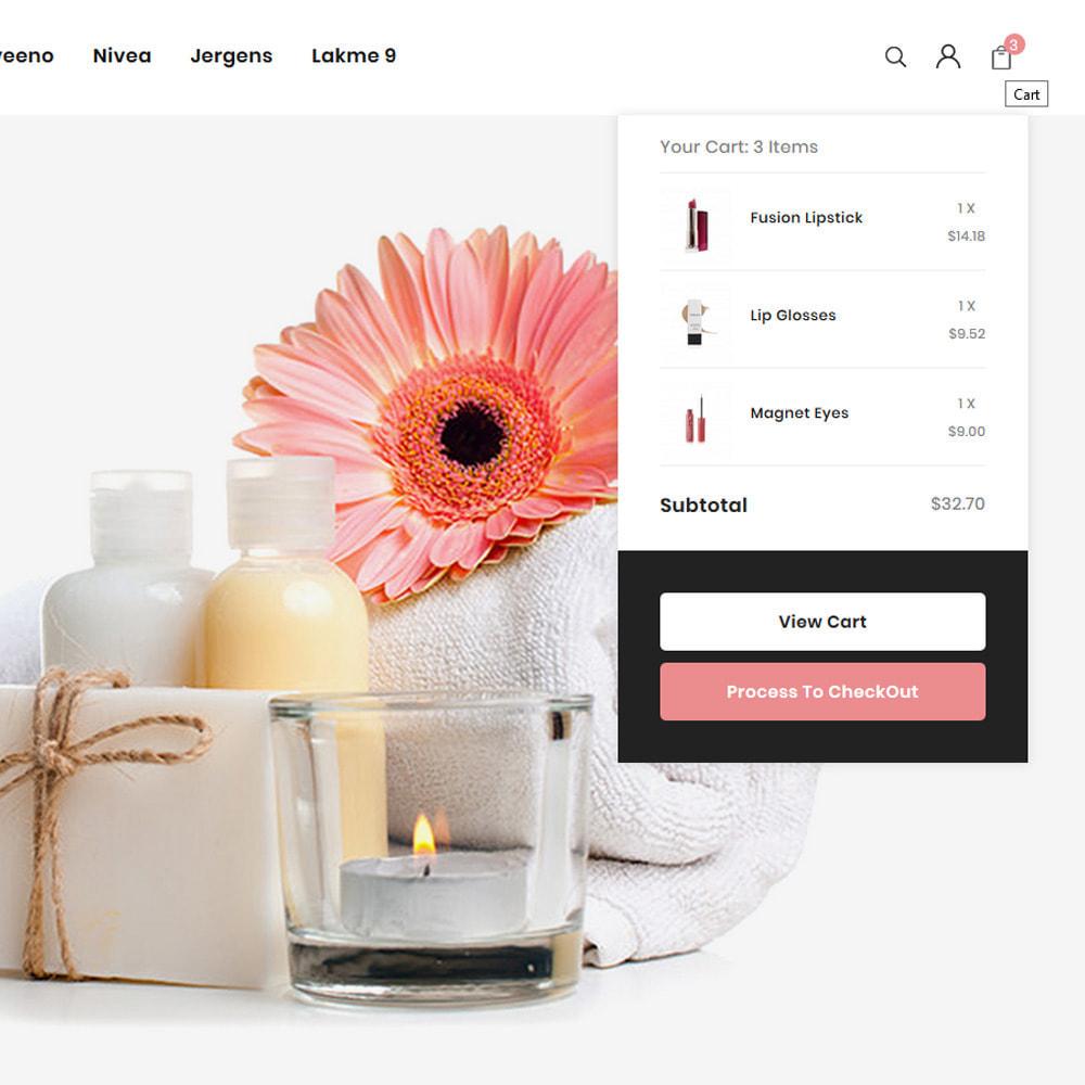 theme - Health & Beauty - Cosme Melia -  Cosmetic Store - 7