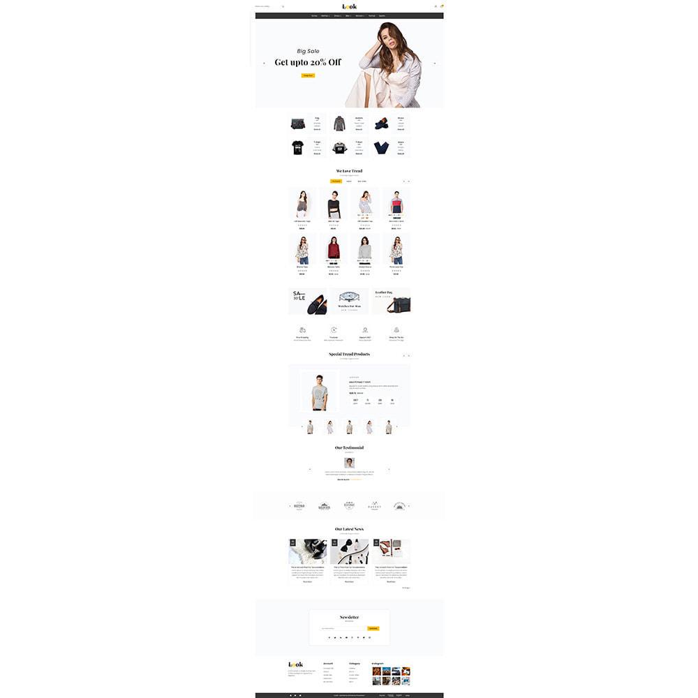 theme - Fashion & Shoes - Look Fashion Big Mall - 2