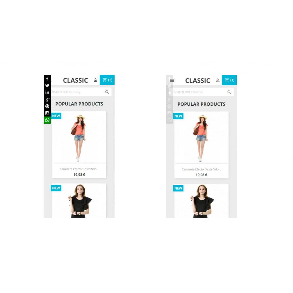 module - Boutons de Partage & Commentaires - Social Tech (social networks+Whatsapp+Skype) - 4