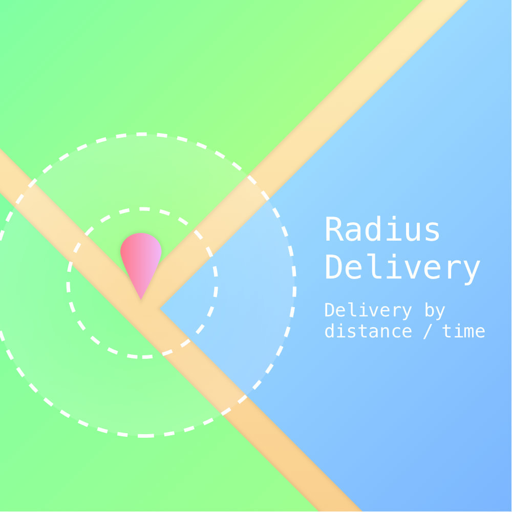 module - Shipping Carriers - RadiusDelivery: Delivery by distance and time - 1