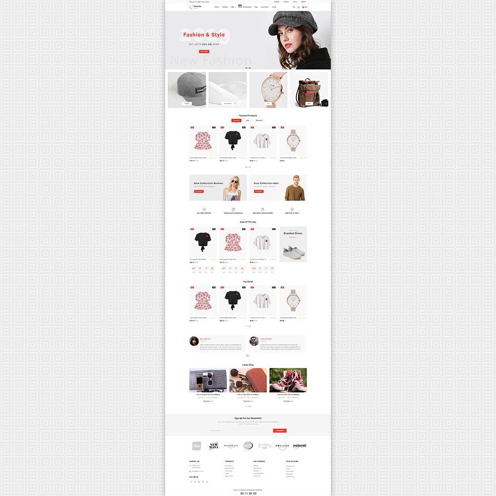 theme - Fashion & Shoes - Dozzby - Fashion & Clothing Store - 2